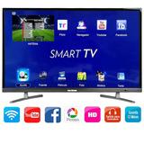 Smart Tv Led 32 Ken Brown Fullhd Wi-fi Hdmi/usb Kb-32-2260