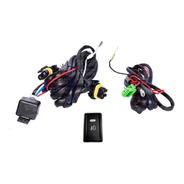 Kit Cableado Ramal Instalacion Neblineros Led Con Boton
