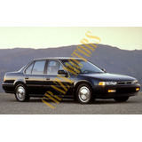 Manual De Taller - Reparacion Honda Accord 1989 - 1993 *