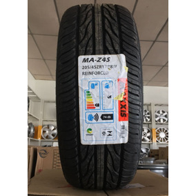 Pneu 205 45 17 Maxxis 88w Maz4s Frete Gratis