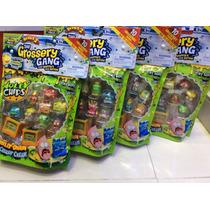 Nuevos Basuritos Trash Pack Serie The Grossery Gang Serie 2