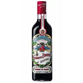Licor Gabriel Boudier Creme De Cassis 700ml+brinde Marula