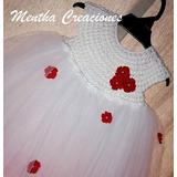 Vestidos P/fiestas-cumples-bautismos/ Bebas Y Niñas