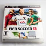 Juego Fifa Soccer 2012 Ps3