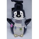 Bath & Body Works Jabonera Navidad Pingüino