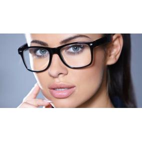 d8119dc8260db Armacao Feminino Quadrada - Óculos no Mercado Livre Brasil