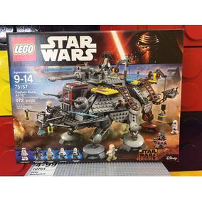 Lego Star Wars Capitan Rex At-te Mod 75157 Exclusivo Bloques