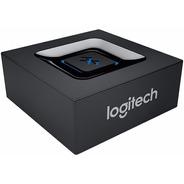Adaptador Bluetooth Logitech Rca A 3,5 Mm Audio Wifi