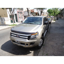 Ford Ranger Xls 4 X 4 Unico Dueño 75000 Km Año 2014 Accesori