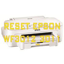 Reset Impressora Epson Wf3012 Wf3011 + Frete Grátis