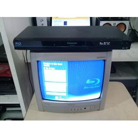 Dvd Blu-ray Panasonic Dmp-bd65 *descrição*