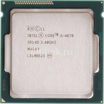 Processador Core I5 4670 - Oem - Sem Cooler - Sem Caixa