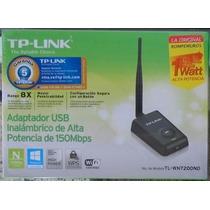 Adaptador Inalambrico Usb Tp-link Tl-wn7200nd 150 Mbps