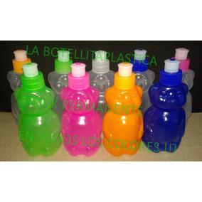 Botellita Plastica Ositos Pico Sport X 300-oferta