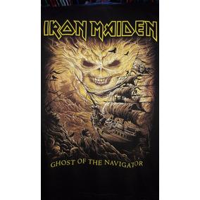Remera Importada Heavy Metal Iron Maiden Rush 1ra Calidad