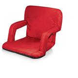 Picnic Time Portable Ventura Reclining Seat Estadio, Rojo