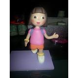 Muñecos Para Torta En Masa Flexible, Dora La Exploradora