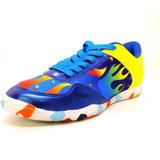 dea1c3060ceef Tenis Futsal Microfutbol Futbol Sala Fire Prias Azul amarill
