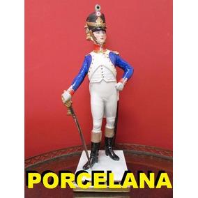 Soldado Frances Porcelana