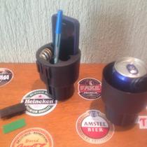 Porta Treco / Celular / Latinha / Cigarro / Console P Autos.