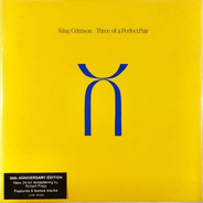 Cd King Crimson - Three Of A Perfect Pair - 6 Bonus Tracks