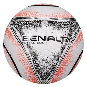Bola Penalty Storm 500 Viii Futsal Branca E Laranja por Futfanatics ca9d221416a9e