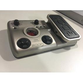 Pedaleira Zoom G1xn - Usada E Funcionando