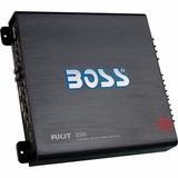 Módulo Amplificador Mosfet 4 Canais Boss Riot R2504 1000w