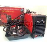 Inverter Maquina De Soldar Zx7-250 Vita Tig Mma