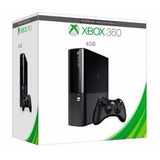 Consola Xbox 360 Slim E 4gb Reacondicionada