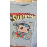 Funko Pop Sumperman T Shirt Exclusive Legion Of Collectors