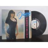 Diana Prohibida Musica Salsa Lp Vinilo T12