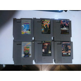 Lote 10 Juegos De Nes Punch Out,stinger Friday The 13