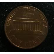 Moeda One Cent Ano 1977 Estados Unidos