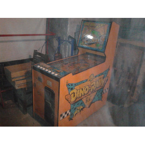 Maquina De Pin Ball Antigua Original Trabajando