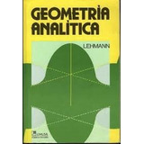 Lehmann Geometria Analitica Pdf