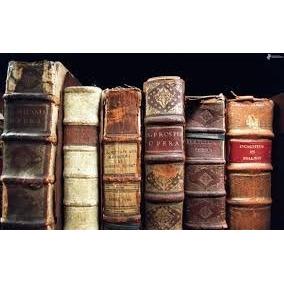 Libros Y Folletos Antiguos