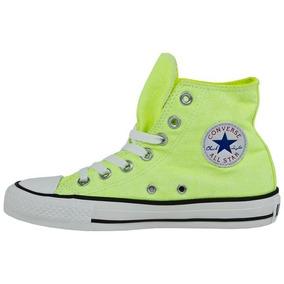 Zapatillas Mujer Converse Ct As Neon Hi Yellow