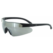 Lentes Global Vision, Black Frame X-port Safety Glasses-new