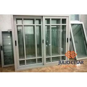 Ventana florencia aberturas ventanas de aluminio for Ventanas de aluminio mercadolibre argentina