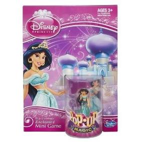 Disney Pop-up Magia Enchanted Mini Juego Con Jasmine