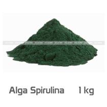 Alga Espirulina Spirulina Maxima En Polvo 1kg 2clicmx