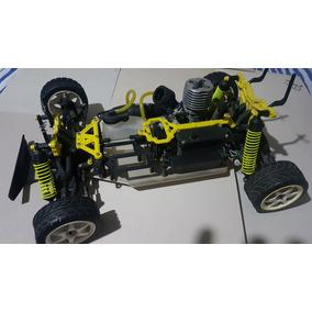 Carrinho Motor A Combustão - Sem Radio Controle