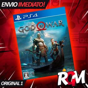 God Of War 4 Ps4 Original 1 Em Português - Compre Já
