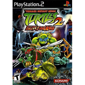 Teenage Mutant Ninja Turtles 2: Battle Nexus - Ps2 Patch