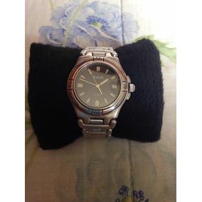 443f242fe3b Relogio Natan Masculino Pr 1493 Perfeito Em Aço Original - Relógios ...
