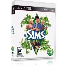 The Sims 3 Ps3 Mídia Física Lacrado Pronta Entrega