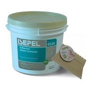 Adhesivo Doble Contacto 10kg Isepel 4024 Alfombra P.vinilico