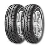 Kit Pneu Pirelli 185/60r15 Cinturato P1 88h 2 Unidades