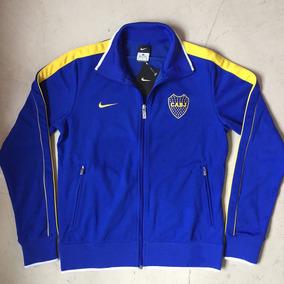 Campera Boca Juniors 2013/14. Original. Nueva Con Etiquetas.